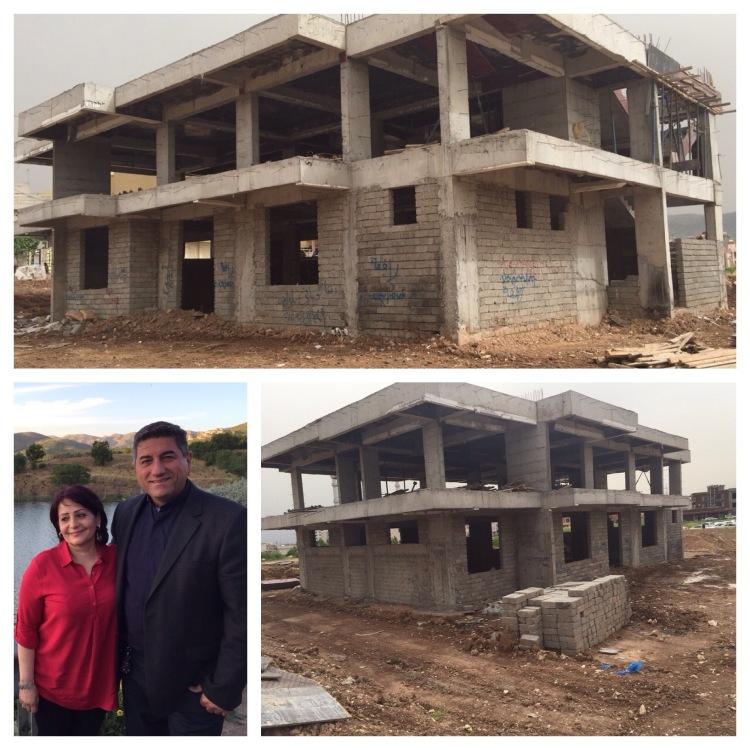 Praise Chapel Duhok, Kurdistan IRAQ - Pastor Layth and Ilham
