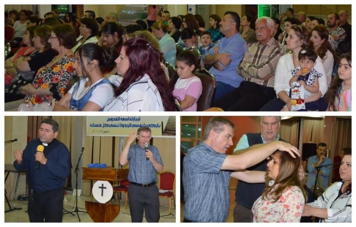 Hamilton Filmalter Revival Conference in Erbil